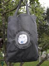 Veľké tašky - Taška riflova - 10739435_