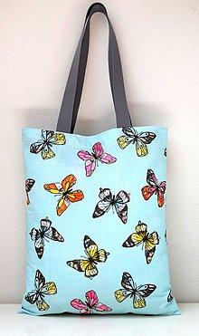 Nákupné tašky - Nákupná taška - 10740524_