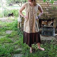 Šaty - Šaty menčestrošky- zľava zo 17,50 - 10741525_