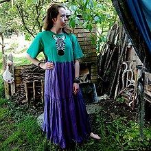 Šaty - Šaty Safari- zľava z 26,50 € - 10741530_