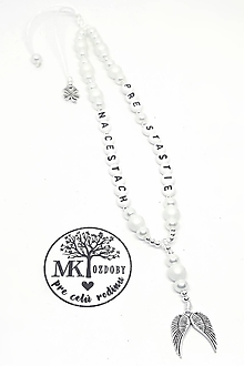 Iné šperky - Talizman PRE ŠŤASTIE NA CESTÁCH  - 10741812_