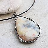 Náhrdelníky - LEONITA náhrdelník - 10741874_