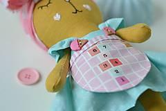 Hračky - zajka zmrzlinarka - 10739958_