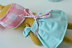Hračky - zajka zmrzlinarka - 10739959_