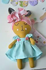 Hračky - zajka zmrzlinarka - 10739961_