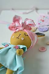 Hračky - zajka zmrzlinarka - 10739963_