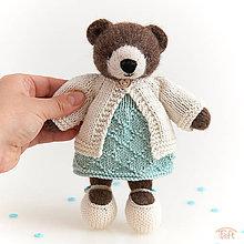 Hračky - medvieďa