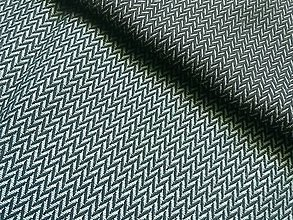 Textil - Lenny Lamb Little Herringbone Amazonite - 10740411_