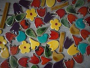 Dekorácie - mozaika - 10741464_