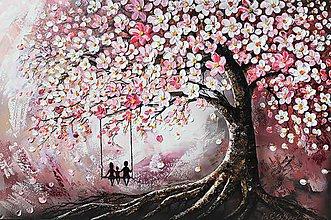 Obrazy - Rodinný strom - 10740724_