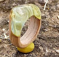 Prstene - Dámsky prsteň Fine - 10740853_