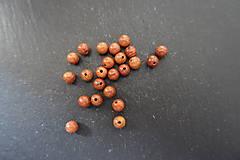 Korálky - Drevená korálka 6-M18-H2 - 10740052_