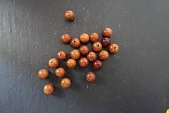 Korálky - Drevená korálka 6-M18-H2 - 10740053_