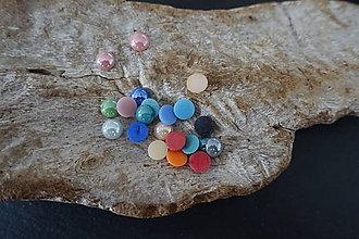 Korálky - Plastové korálky (1) - 10740360_