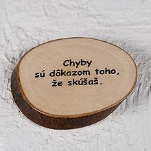 Magnetky - Magnetka - citát - Chyby... - 10739903_
