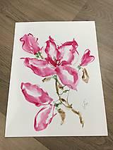 Obrazy - Magnolia - original - 10739994_