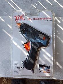 Pomôcky/Nástroje - Tavná pištoľ - 10741324_