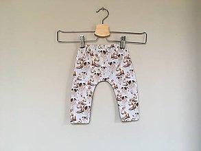 Detské oblečenie - Legíny Buldog - 10742487_