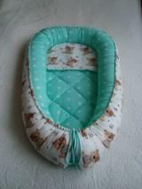 Textil - Hniezdo pre bábätko - 10564732_