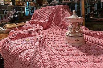 Úžitkový textil - Macarons - 10743121_