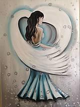Obrazy - Olejomaľba na plátne - 10743452_