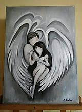 Obrazy - Svadobný obraz - 10743879_