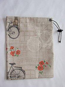 Iné tašky - zaťahovacie vrecko - bicykle - 10742711_