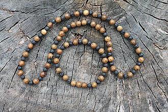 Šperky - Woody 02 SET - 10743633_