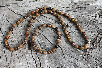 Šperky - Woody 03 SET - 10743677_