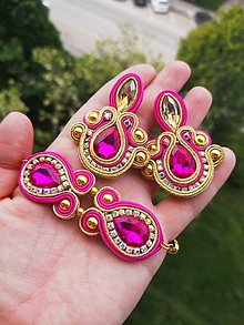Sady šperkov - Flamenco set - 10744273_