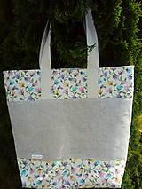 Veľké tašky - Taška,,Lila,, - 10742639_