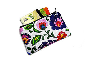 Taštičky - taštička do kabelky 14,5x8,5cm - 10743578_