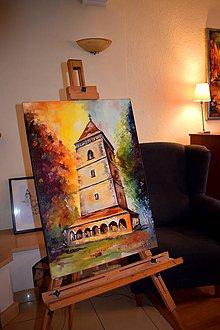 Obrazy - Urbanová veža - Košice - 10743861_