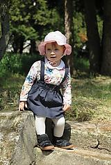 Detské oblečenie - Dievčenská sukňa  MAMA a DCÉRA - 10743230_