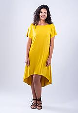 Šaty - maxi tričko - 10742592_