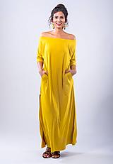 Šaty - dlhé šaty - 10742677_