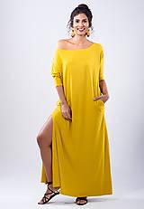 Šaty - dlhé šaty - 10742678_