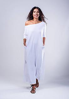 Šaty - dlhé šaty - 10742671_