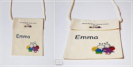 Iné tašky - Batohy na rozlúčku - 10747375_