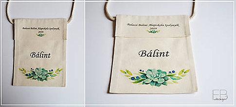 Iné tašky - Batohy na rozlúčku - 10747388_