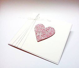 Papiernictvo - Pohľadnica ... jednoducho II - 10746035_
