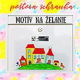 - MAĽOVANÁ POŠTOVÁ SCHRÁNKA 5 - 10745920_