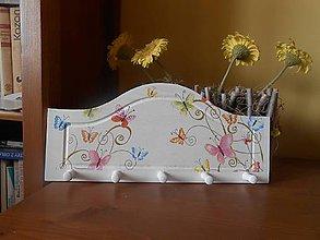 Detské doplnky - motýliky - 10747492_