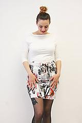 Šaty - VARIA Akvarelová - šaty - 10747287_
