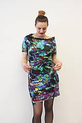 Šaty - VINIE Neonová - šaty - 10747372_
