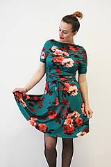Šaty - VANDA Rozkvetlá - šaty - 10747450_