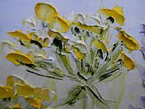 Obrazy - Lúčne trávy - 10747254_