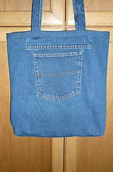 Veľké tašky - Ríflová taška (dva varianty) - 10747033_