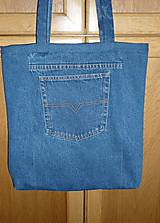 Veľké tašky - Ríflová taška (dva varianty) - 10747035_