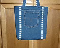 Veľké tašky - Ríflová taška (dva varianty) - 10747056_